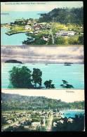 CAMEROUN VICTORIA / Gesellschaft, Hafen Mit Insel Mondoll / - Cameroun