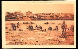 IRAK MOSSOUL / Mission Dominicaine De Mésopotamie, Les Laveuses Au Bord Du Tigre / - Iraq