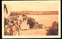 IRAN MOSSOUL / Mission Dominicaine De Mésopotamie, Le Pont De Bateaux Et La Plaine De Ninive / - Iraq
