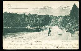 NOUVELLE ZELANDE DIVERS / Head Of The Lake Te Anau / - Nouvelle-Zélande