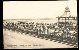 GB  WORTHING / Band Pavillon, Promenade / - Worthing