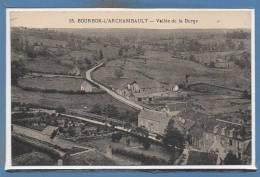 03 - BOURBON L´ARCHAMBAULT -- Vallée De La Burge - Bourbon L'Archambault
