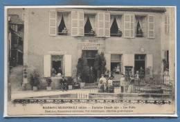 03 - BOURBON L´ARCHAMBAULT -- Fontaine Chaude - Les Puits - Bourbon L'Archambault