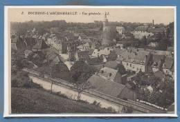 03 - BOURBON L´ARCHAMBAULT -- Vue Générale  - N° 3 - Bourbon L'Archambault