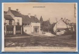 03 - BOURBON L´ARCHAMBAULT -- Place De L'Eglise - Bourbon L'Archambault