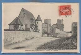 03 - BOURBON L´ARCHAMBAULT -- L'Entrée Du Chateau - Bourbon L'Archambault