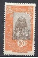 COTE DES SOMALIS  N� 89  NEUF* TB