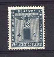 Allemagne  -  Reich  -  Services  :  Mi  157  **   Sans Filigrane - Dienstpost