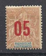 MADAGASCAR  N� 113 NEUF* TTB