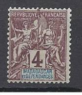 MADAGASCAR  N� 30 NEUF* TTB