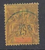 MADAGASCAR  N� 39 OBL TTB