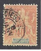 MADAGASCAR  N� 37 OBL TTB