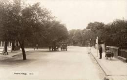 Preston Village.    R Johnston, Monarch Series.   RPPC.        (D785). - Inghilterra