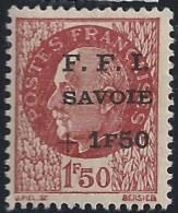 Libération, Chambery, Savoie - Liberation