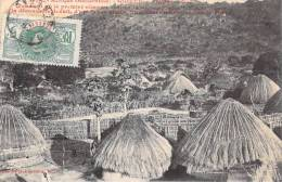 """Afrique Occidentale-GUINEE TIMBO N°3-endroit Où Le Premier Almany Trouva La Roche Timbo-Coll Fortier-Dakar """"timbre Stamp - Guinée"""