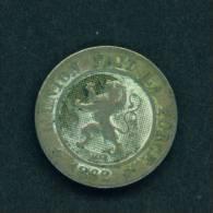 BELGIUM - 1862 10c Circ. - 1831-1865: Léopold I