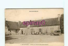 Br - 03  - RONGERES  - Restaurant Mesples - Automobiles - Hotel Du Midi Et Huileries Ressot - édit. Beguin - - France