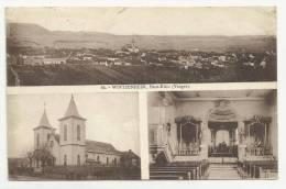 WINTZENHEIM (HAUT RHIN - 68) - CPA - MULTI VUE - Wintzenheim
