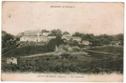 Missions D´Afrique, Saint Charles (Algérie) Vue Générale (pk11870) - Missions