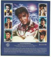 Micronésie: 477/ 482 ** En Feuillet  (Elvis Presley) - Elvis Presley