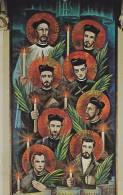Jesuit Martyrs Of North America, St. Elizabeth Of Hungary Church, Dundas-Spadina Ave, Toronto, Ontario, Canada, 40-60´s - Toronto