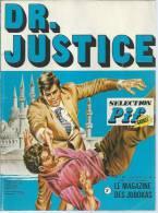 """DOCTEUR JUSTICE  N° 2  """" LE CRI DE JUSTICE ! """" -  OLLIVIER / MARCELLO -  E.O. 1973 VAILLANT - Non Classificati"""