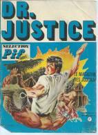 """DOCTEUR JUSTICE  N° 3  """" TRAFICS """" -  OLLIVIER / MARCELLO -  E.O. 1973 VAILLANT - Non Classificati"""
