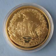 1 Medaille La Prise De La Bastille - Frankrijk