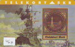Timbres Sur Télécarte STAMPS On Phonecard Postzegel Op Telefoonkaart (46b) - Timbres & Monnaies