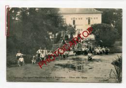 BUGGENHOUT-Chateau-TEN BEUW-Pensionnat TANGHE-Enfants-Bains-Etang-Periode Guerre-14-18-1 WK-BELGIEN-BELGIQUE-Feldpost- - Dendermonde