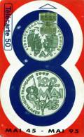 F581 - Monnaie De Paris - SC7 - 50 Unités - Timbres & Monnaies