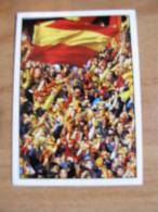 FOOT STICKER FRANCE PANINI SUPERFOOT 1997/98 - N°188 SUPPORTERS - RC LENS - STICKER NEUF - Edition Française