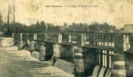 RENNES - ILLE ET VILAINE   (35) - PEU COURANTE CPA DE 1914. - Rennes