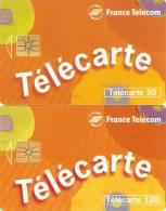 Lot TELECARTES F656-F657  - CALL HOME 96 - Phonecards