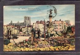 """38604      Francia,  Reims -  Place  Drouet-d""""Erlon,  VG  1923 - Reims"""