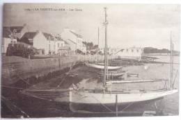 LA TRINITE SUR MER 56 - LES QUAIS - - La Trinite Sur Mer