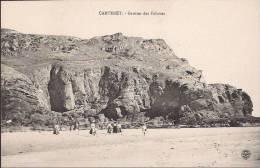 CARTERET - Grottes Des Falaises - Carteret