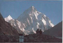 Pakistan Picture Postcard, K_2   (6604) - Pakistan