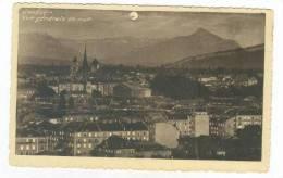 Geneve - Vue Generale De Nuit , Switzerland, 20-40s - GE Ginevra