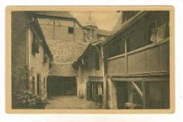 Alter Hof In Der Marienstrasse, Naumburg A. Saaler, Germany, 1900-1910s - Naumburg (Saale)