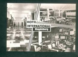 Allemagne - MAGDEBURG - Hotel International - ( Multivues Verlag Konsum Foku ) - Magdeburg