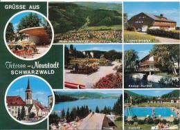 PK-CP Deutschland, Titiseee Schwarzwald, Grüße Aus..., Ungebraucht, Siehe Bilder! - Titisee-Neustadt