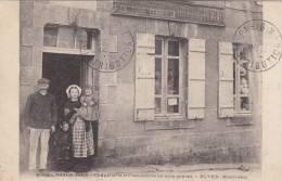 ELVEN : Devanture De La Chapellerie/Chaussures THEBAUD - RUAUD - De Toute Rareté ! - Elven