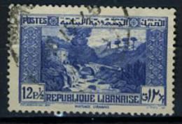 1937/40 - LIBANO - LEBANON - Scott Nr. 142A - Mi 214 - Used - (S21042013.....) - Libano