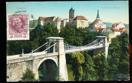 ALLEMAGNE ELBOGEN / Schloss Und Brücke / - Böhmen Und Mähren