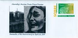 SPAIN, 2013 Chernobyl, Nuclear Power Plant Disaster - Remember, 27th Anniversary On April 26, 2013 - Nuclear Energy - Atoom