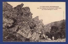22 SAINT-GILLES-VIEUX-MARCHE Gorges De Poulancre Côté Sud - Animée - Saint-Gilles-Vieux-Marché