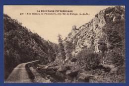 22 SAINT-GILLES-VIEUX-MARCHE Gorges De Poulancre - Saint-Gilles-Vieux-Marché
