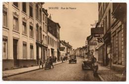 24196  -  Wavre  Rue  De Namur - Wavre