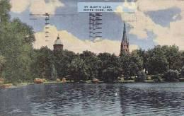 Indiana Notre Dame St Marys Lake